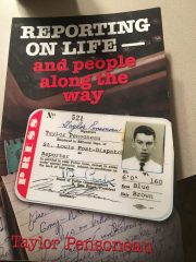 Reporting on Life by Taylor Pensoneau a book review