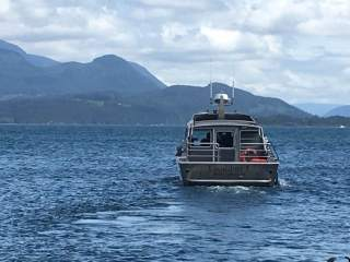 Salmon Farming, an interview and a visit!
