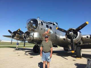 Remembering Independence Day with a B-17