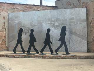 My brush with the Beatles at Walnut Ridge