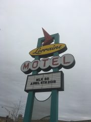 Central BBQ and the Lorraine Hotel