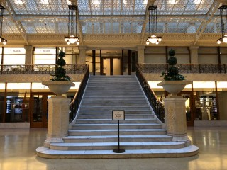 The Rookery, a Frank Lloyd Wright Connection