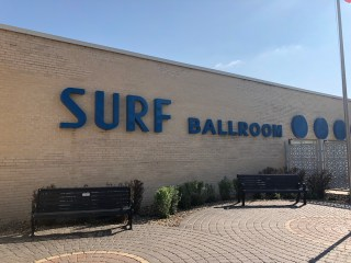 The Beautiful Surf Ballroom!