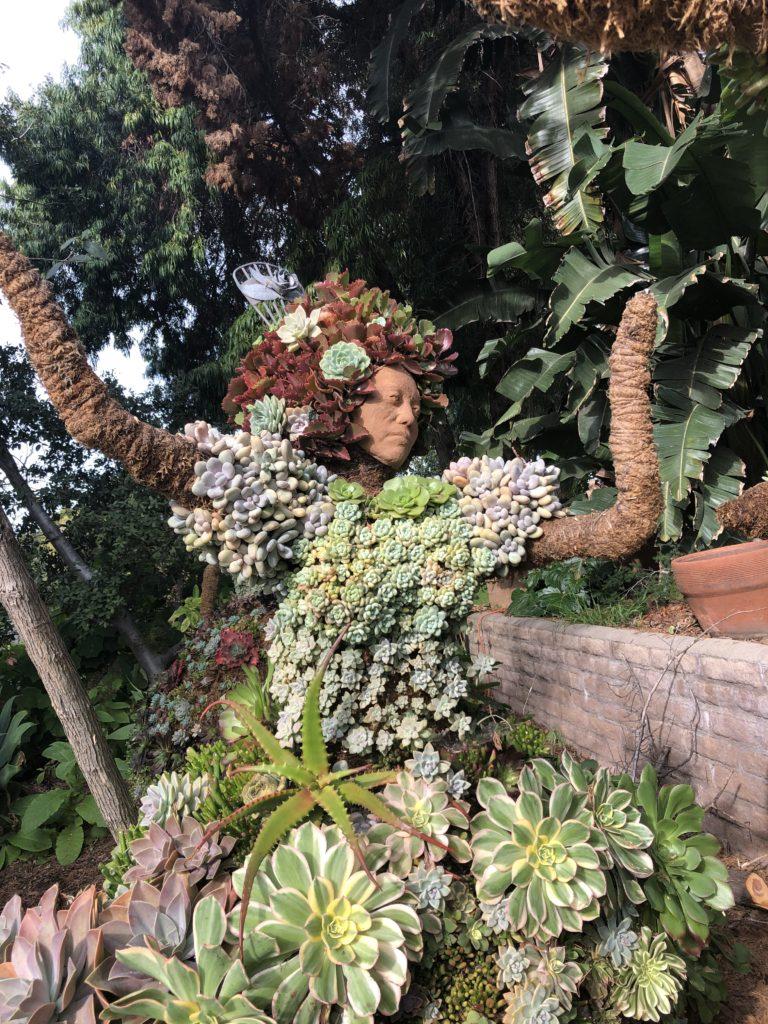 Outdoor San Diego @visitSanDiego #travelingadventuresofafarmgirl #sculpture #garden @SanDiegoBotanicalGarden