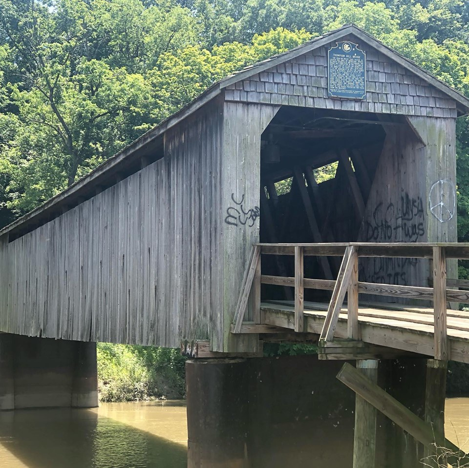 Thompson covered Bridge