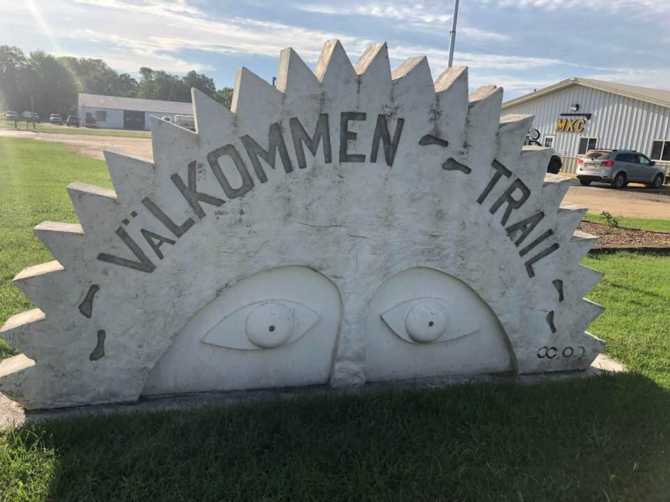 valkommen trail lindsborg