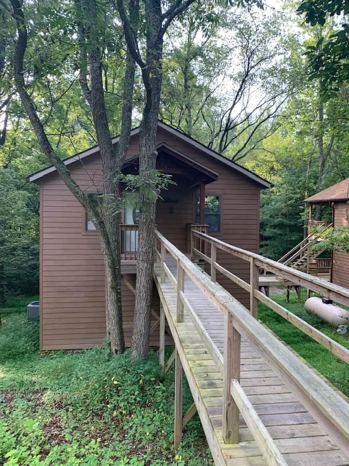 Cave Creek Cabind