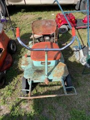 Visual Antique Lawn & Garden  Tractors Show!