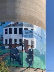 The Lincoln-Van Buren Trail