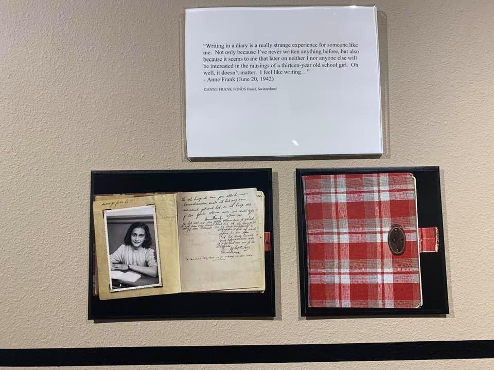 Ann Frank Connection