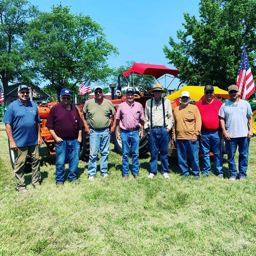 Tractor Shows – My People!