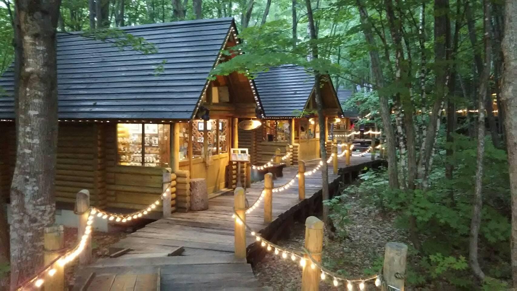 富良野旅行!森の時計とニングルテラスで過ごす!
