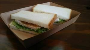 富良野、ジャム園!サンドイッチ!