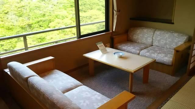 花巻温泉「愛隣館」の和室