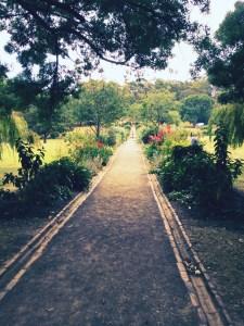 タスマニア「ポートアーサー」ガーデン