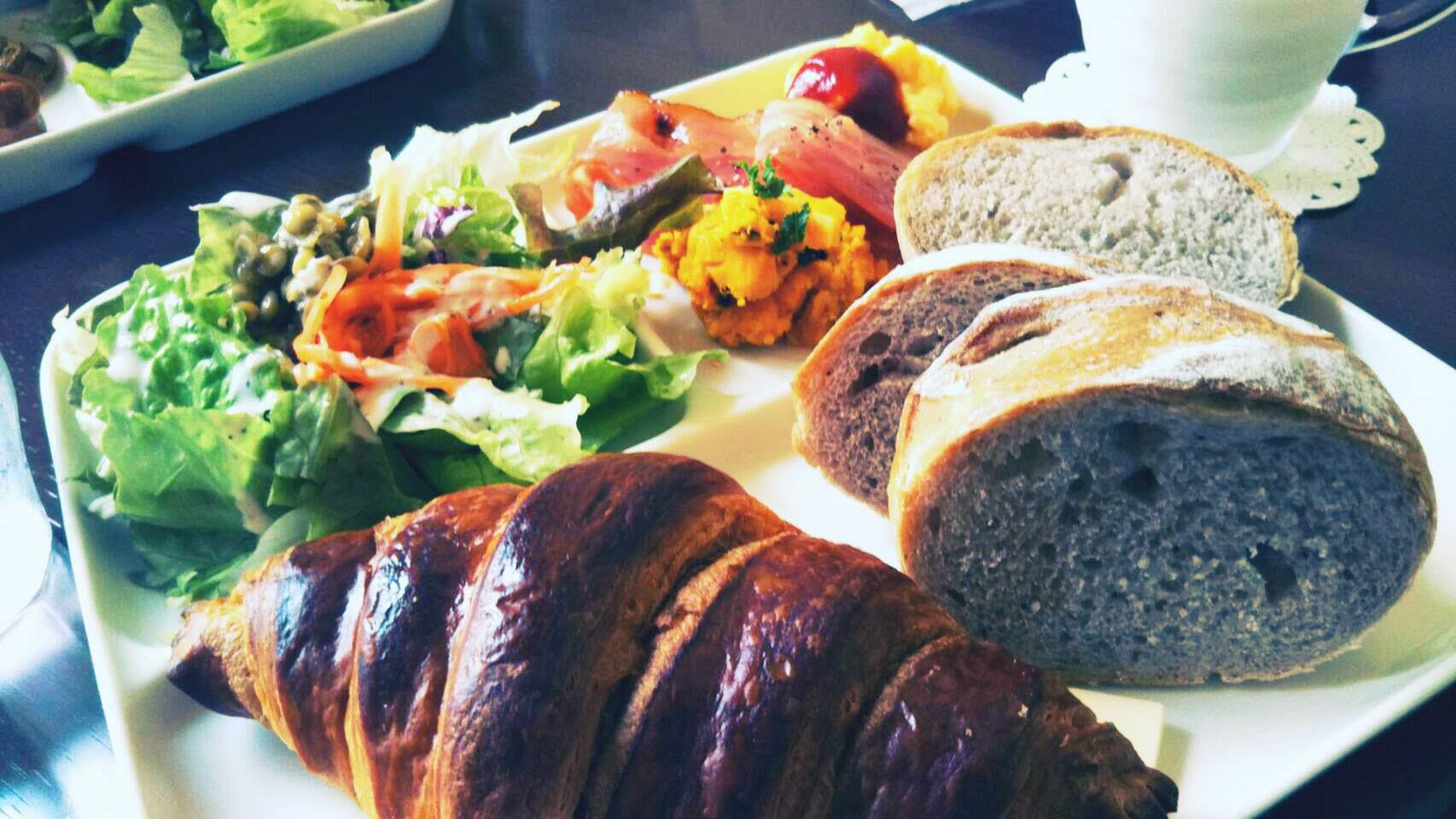 函館Cafe&Deli MARUSEN(カフェ&デリ マルセン)で朝食を食べてみた!