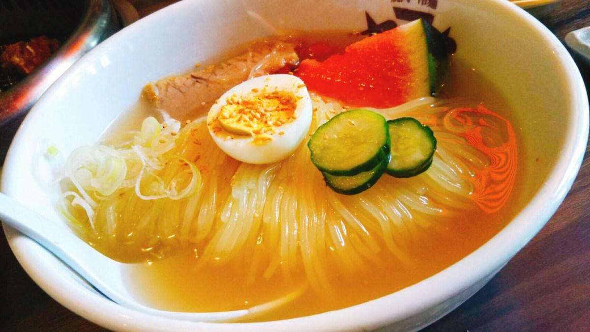 焼肉・冷麺ヤマトの冷麺まつり in 盛岡