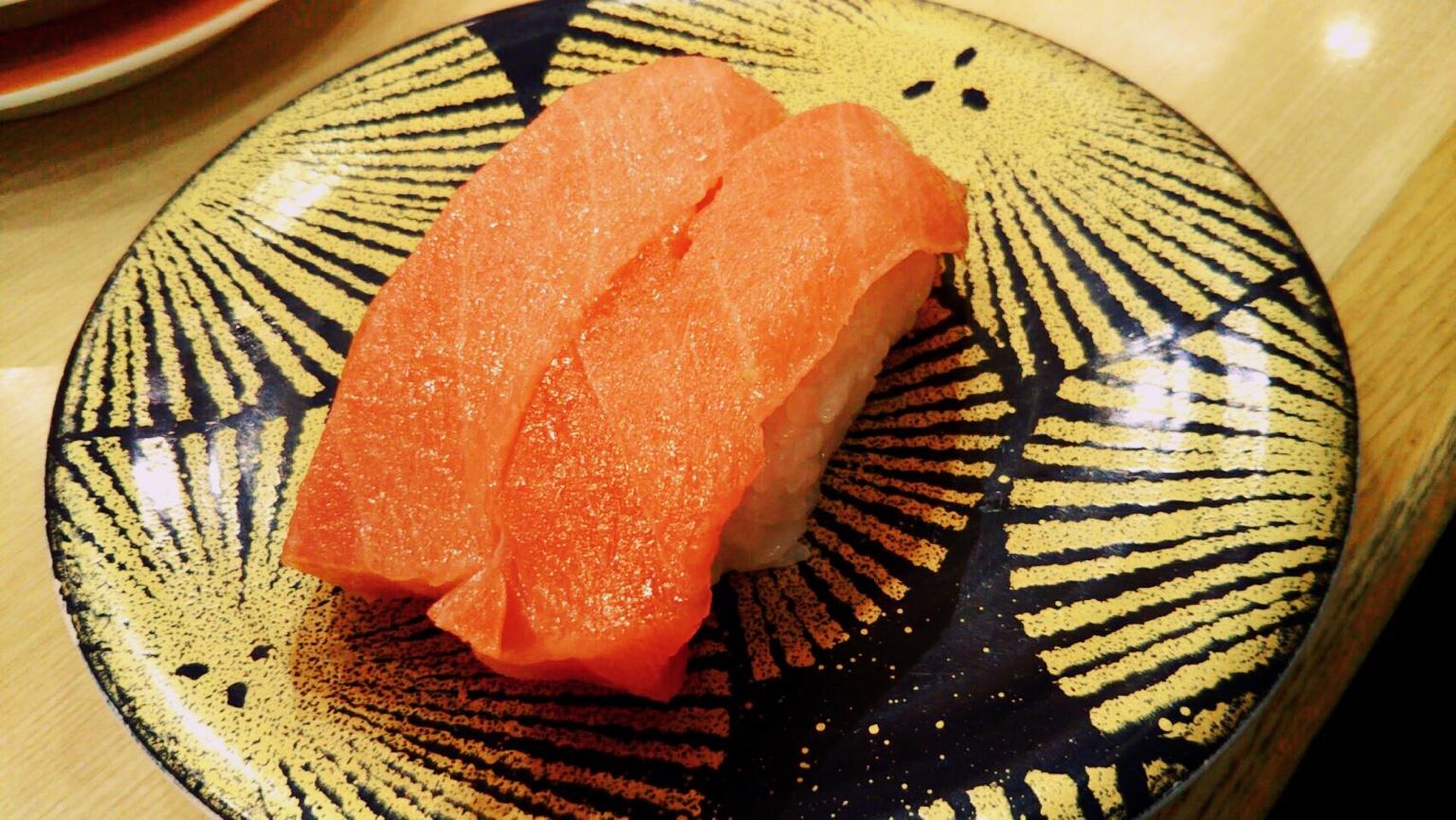 札幌の美味しすぎる回転寿し、トリトン!