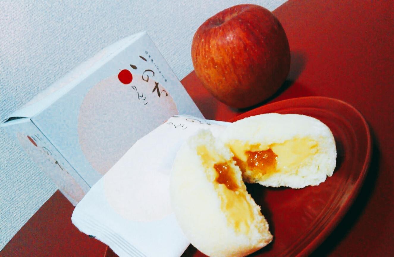 ラグノオのお菓子、カスタードケーキの「いのち」が絶品!