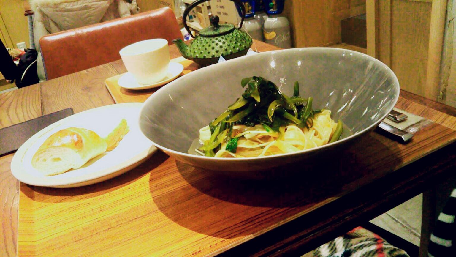 盛岡駅フェザンにあるカフェ「銀河堂1890 」にてお茶タイム!