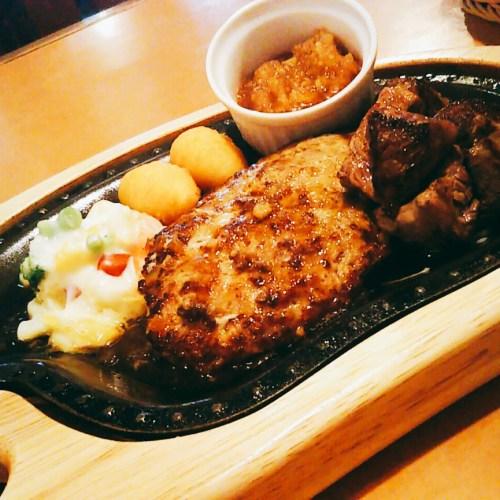 盛岡のハンバーグレストラン「ベル」!びっくりドンキー1号店!