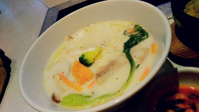 ぴょんぴょん舎のソルロン温麺