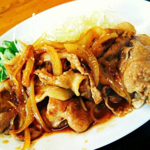 八幡平市・味処「佐和」の美味しい焼肉定食!
