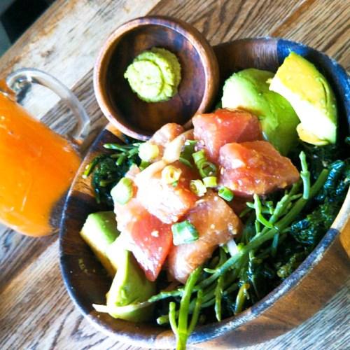 グーフィカフェ&ダインのハワイアンローカルな食事メニュー