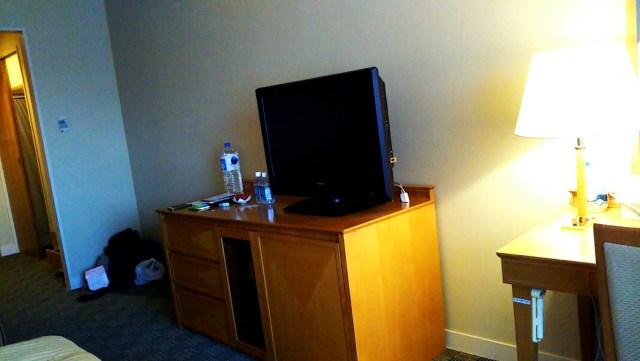 十和田ホテルのテレビ