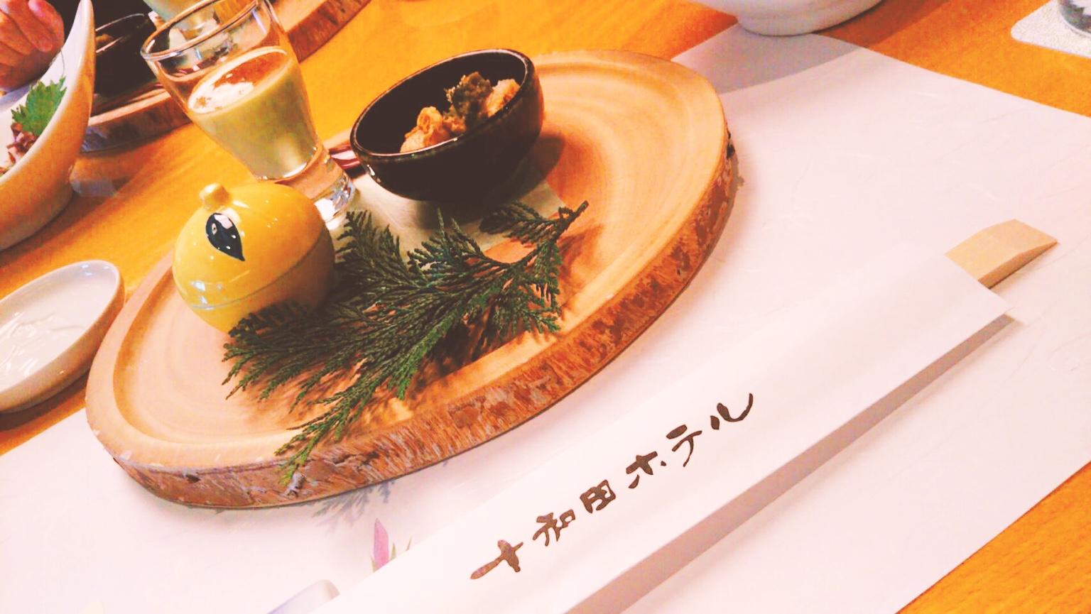 十和田ホテルを満喫!旬のお料理と絶景
