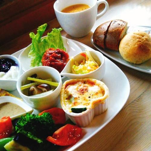 ニセコにある野菜カフェ「メープル」に行ってきた!