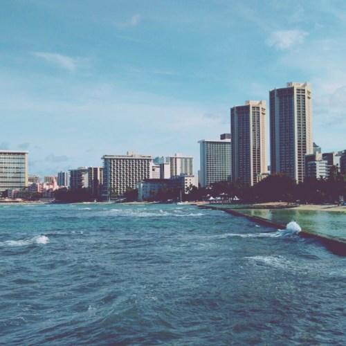 「ハイアットリージェンシー」に宿泊!3泊4日のハワイ旅行