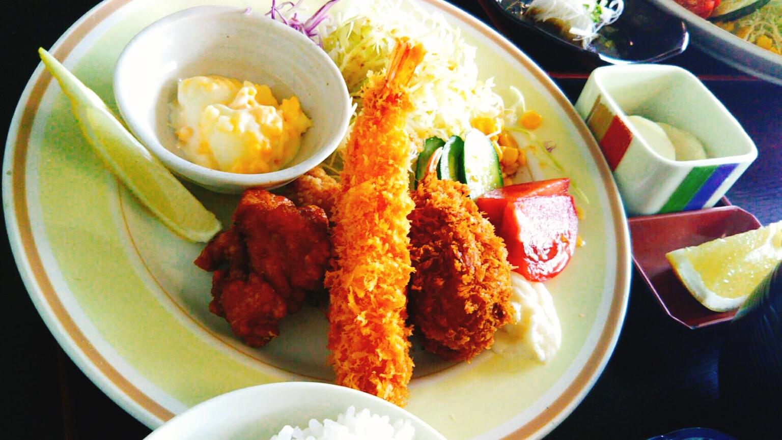 とんかつが美味しい「雅」でランチ!岩手県一戸町奥中山の食堂です
