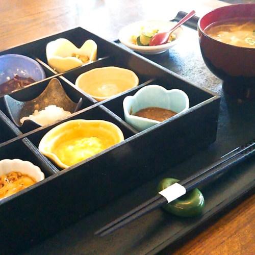 ふじせいの「ひと口もち膳」!岩手県一関駅前のレストラン