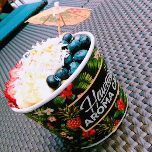 Hawaiで食べたアサイーボウル5選!