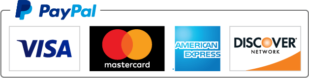 Credit Card and PayPal Payment Types