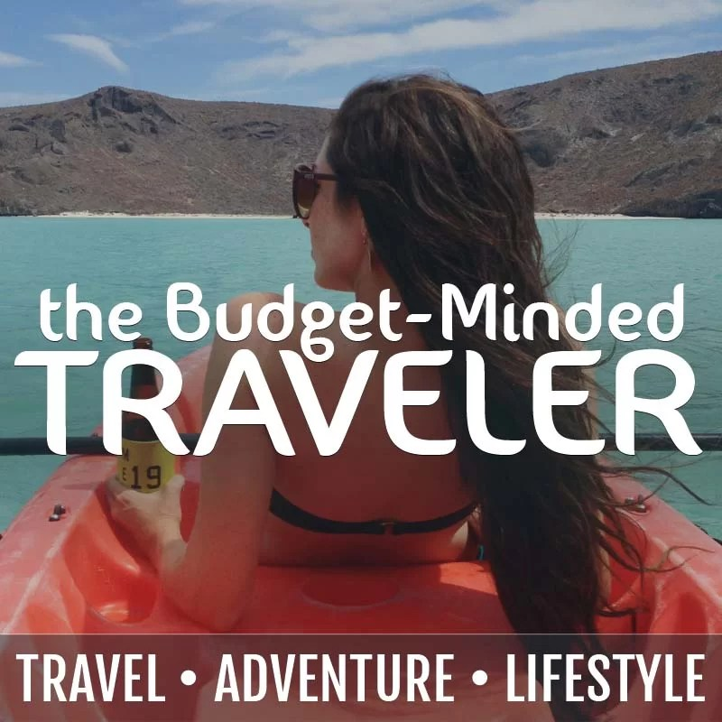 The Budget-Minded Traveler Podcast Logo