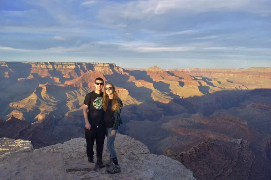 Shoshone Point Grand Canyon South Rim