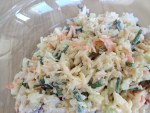 Dungeness Crab and Sea Beans Salad Recipe