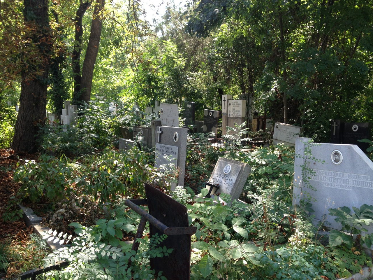 Where ordinary Bulgarians laid to rest