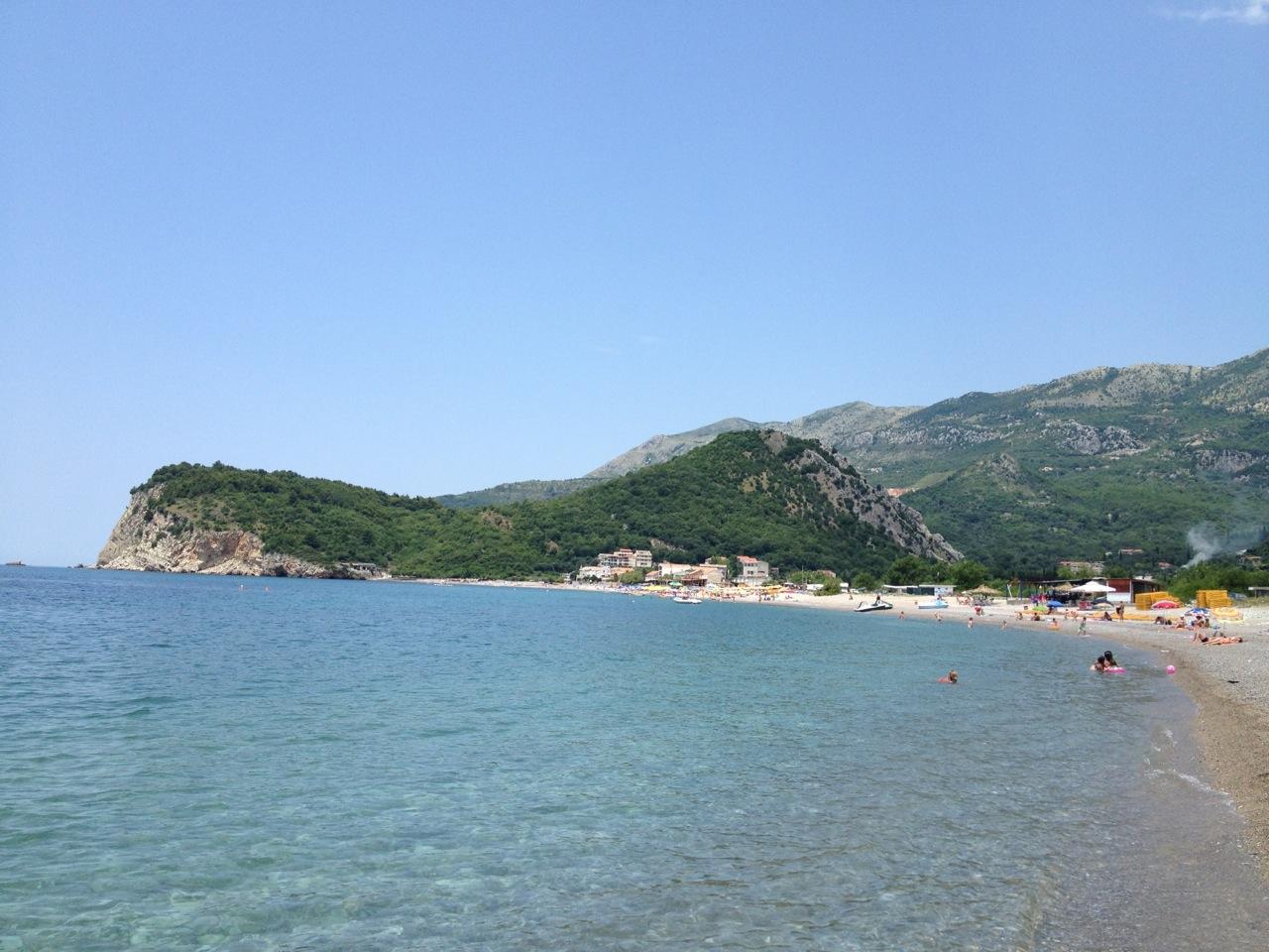 Montenegro beaches