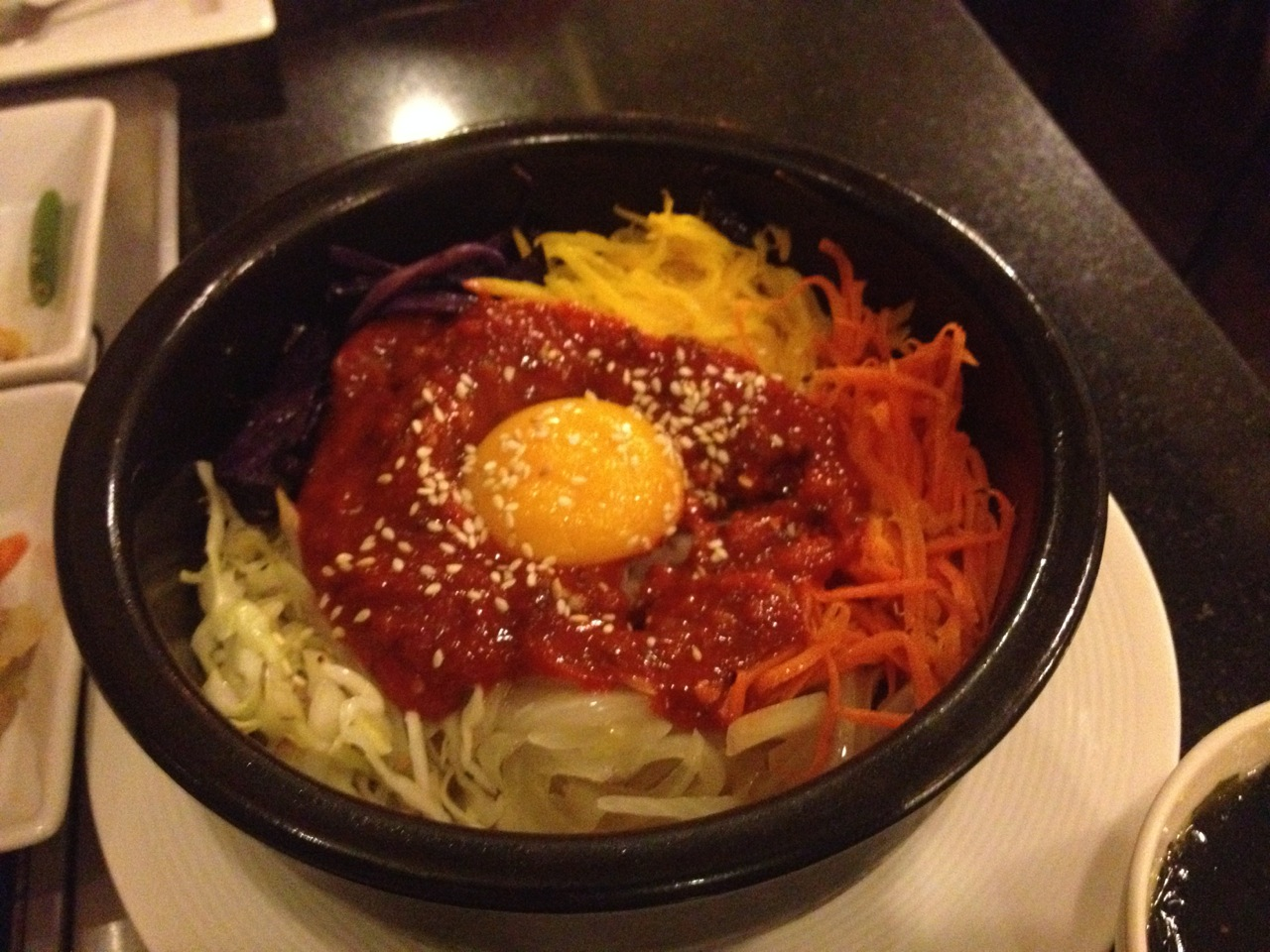 Korean food @ Misone