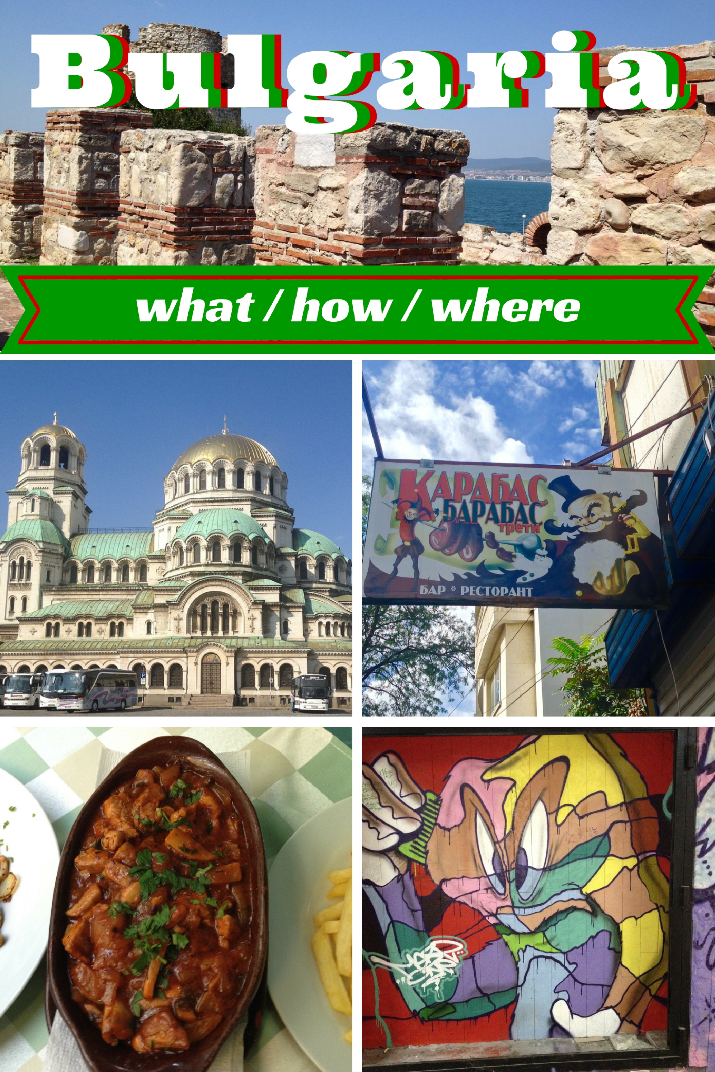 Bulgaria Online Travel Resources