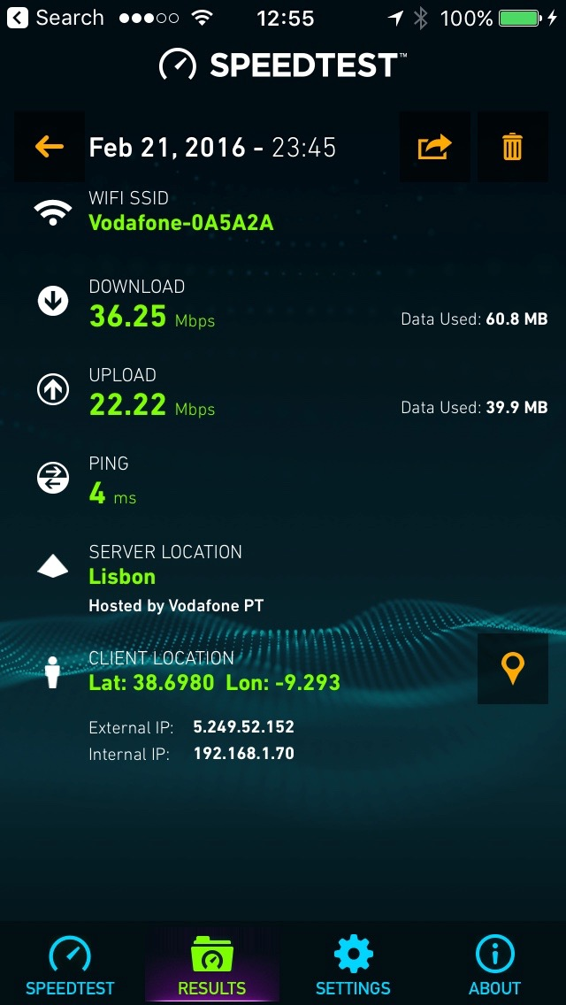 Lisbon Internet
