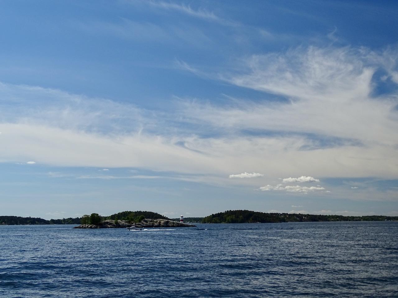 Sailing Stockholm Archipelago Traveling Bytes