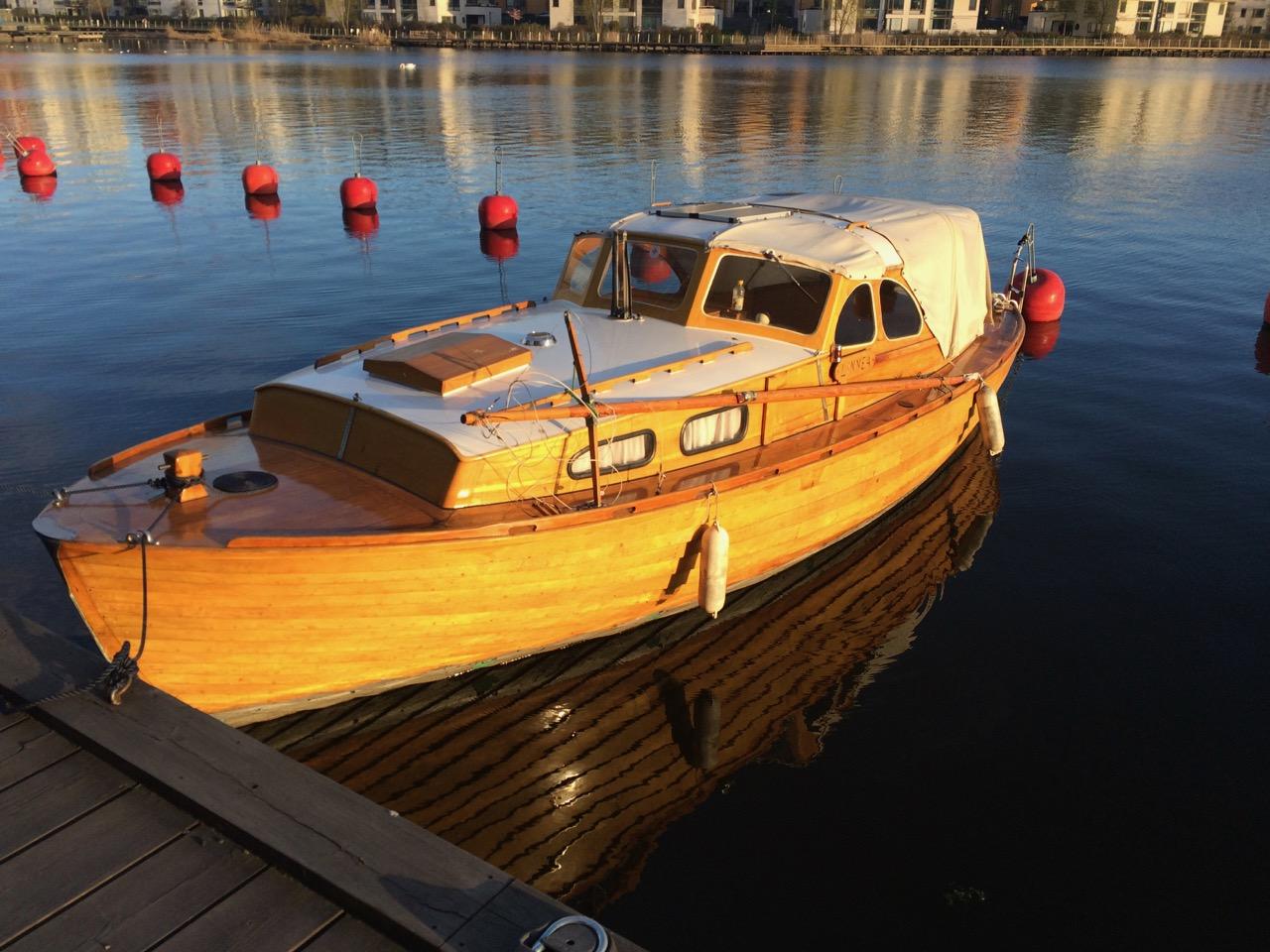 cute boat