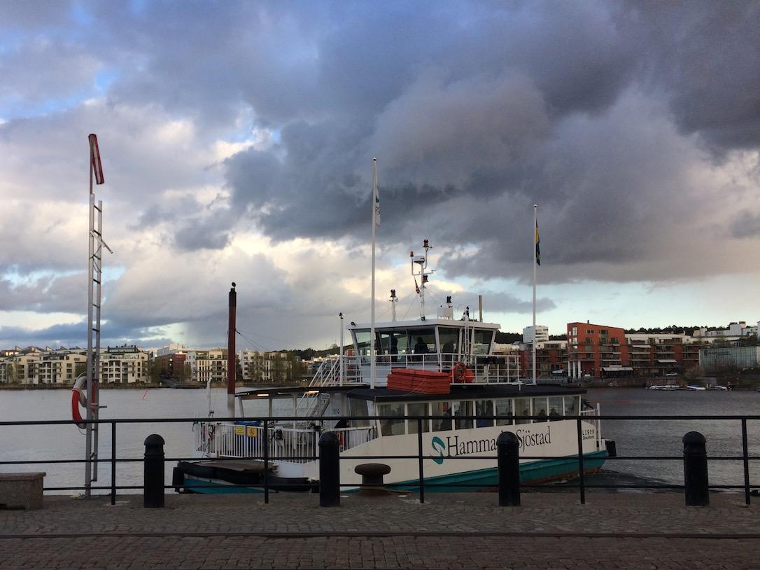 Stockholm ferry