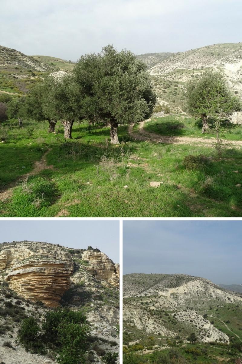 Cyprus hiking