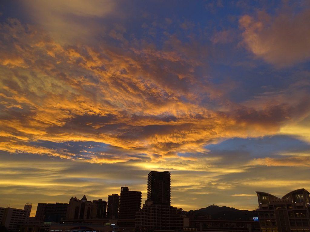 Kobe sunset