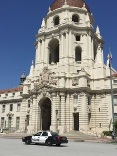 or Pawnee City Hall for you Parks and Rec fans.